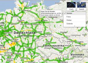 Verkehr Stau Deutschland